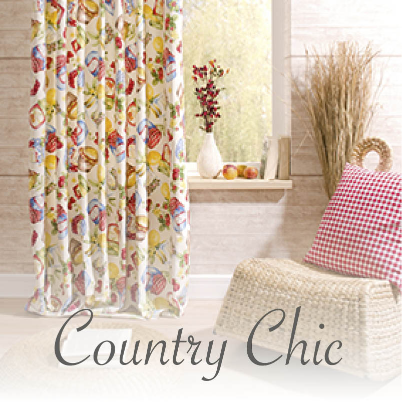 Indes Farbwelt Country Chic