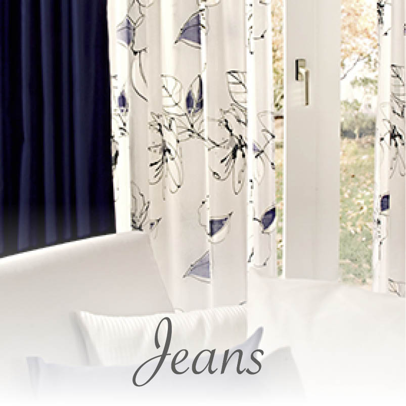 Indes Farbwelt Jeans